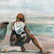 Africa Beyond The 6th Art Print