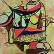 African Soul Art Print