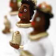 African Wise Men Art Print by Gaspar Avila