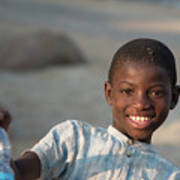 Africa's Children Art Print