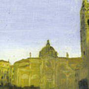 After Campo Santa Maria Formosa Art Print