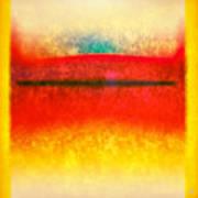 After Rothko 8 Art Print
