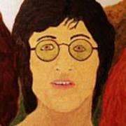 Afterlife Concerto John Lennon Art Print