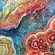 Agate Inspiration - 22a Art Print