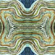 Agate Inspiration - 24a Art Print