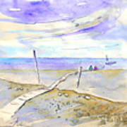 Agua Amarga 03 Art Print