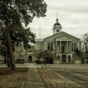 Aiken County Courthouse Art Print