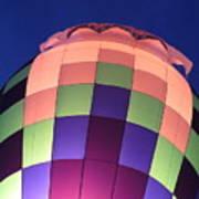 Air Balloon Art Print