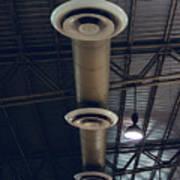 Air Conditioner Art Print