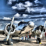 Air Hdr Art Print by Arthur Herold Jr