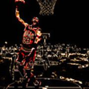 Air Jordan Thermal Art Print