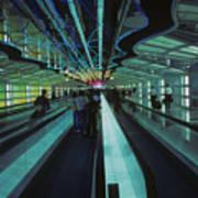Airport 1 Art Print