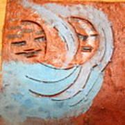 Akaweese - Tile Art Print