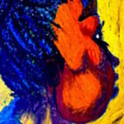 Akwete Art Print