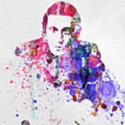 Al Pacino Art Print by Naxart Studio