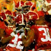Alabama Celebrate Art Print