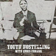Alan Youth Hostelling Chris Eubank Art Print