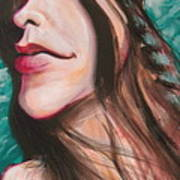 Alanis Morissette Art Print