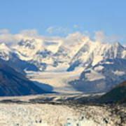 Alaska  Americas Final Frontier Art Print