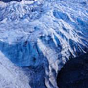 Alaska Exit Glacier Art Print