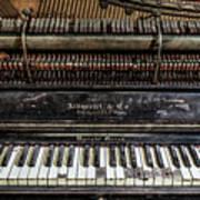 Albrecht Company Piano Art Print