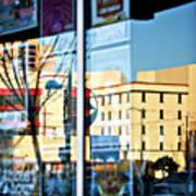 Albuquerque Reflections Art Print
