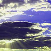 Albuquerque Sky Art Print