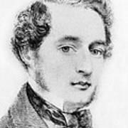 Alcalde Francisco De Haro Art Print