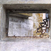 Alcatraz 2 Art Print