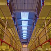 Alcatraz Federal Penitentiary Art Print