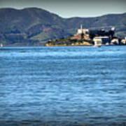 Alcatraz Art Print