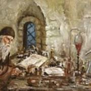 Alchemist Art Print