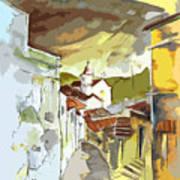 Alcoutim Portugal 06 Bis Art Print