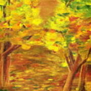 Aldergrove Lake Park Art Print
