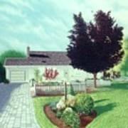 Aldershot Home Art Print
