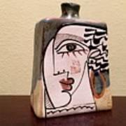 Alfajar Vase Art Print