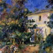 Algiers Landscape 1895 Art Print