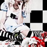 Alice2 Art Print