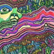 Alien Nation Art Print