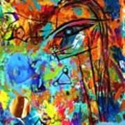 Aliens 4 Art Print