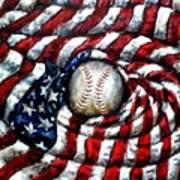 All American Print by Shana Rowe Jackson