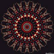 All Arrows Hit The Bullseye Art Print