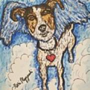 All Dogs Go To Heaven Art Print