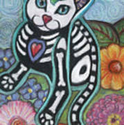 All Souls Day Jamie Art Print