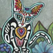 All Souls Day Leo Art Print