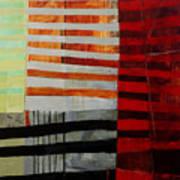 All Stripes 1 Art Print