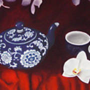All The Tea In China Art Print