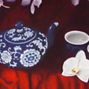 All The Tea In China Art Print