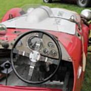 Allard J2 Racer. Art Print