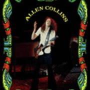 Allen Collins Winterland 5 Art Print